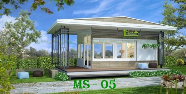 บ้านสำเร็จรูป MS05