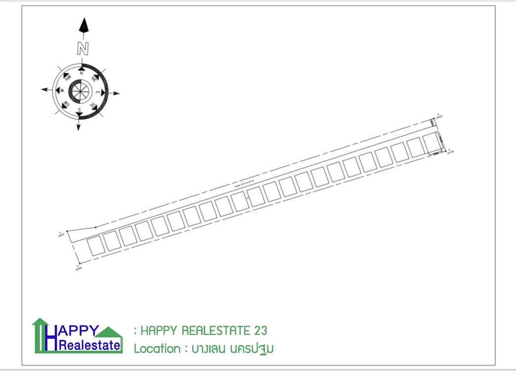 HR23 โกดังสำเร็จรูปให้เช่า บางเลน นครปฐม